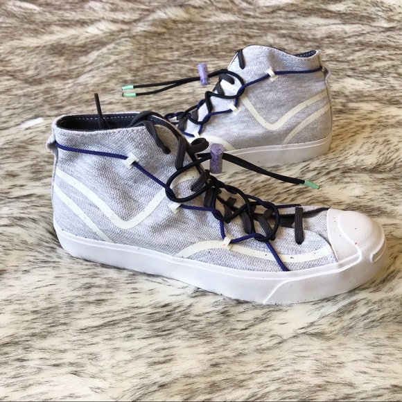 CONVERSE RENEW JACK PURCELL WHITE-STORM WIND